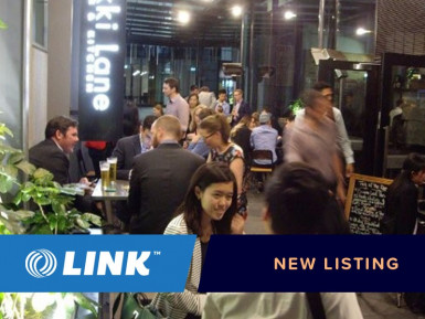 Licensed Bar and Eatery for Sale CBD