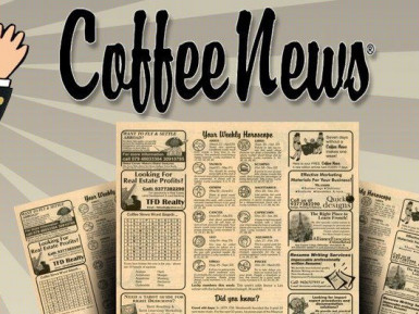 Coffee News Publication   Franchise  for Sale