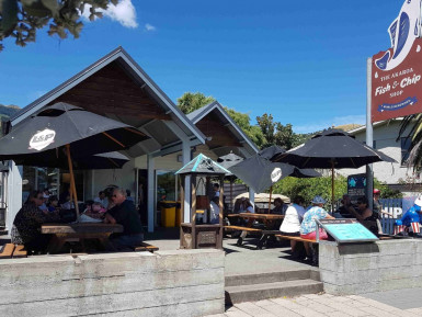 Fish and Chip Shop Business for Sale Akaroa