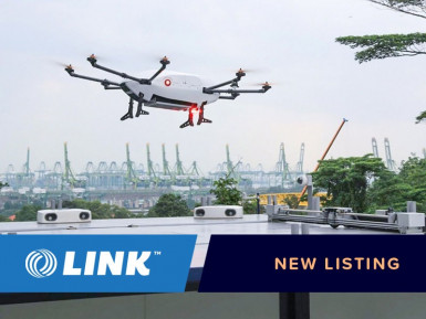 Drone Technology   Business  for Sale