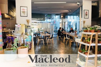 Fully Licensed 5 Day Cafe for Sale Auckland