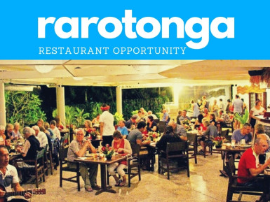 Great Restaurant Opportunity for Sale Rarotonga Cook Islands
