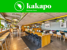 Cafe and Restaurant Business for Sale Auckland CBD