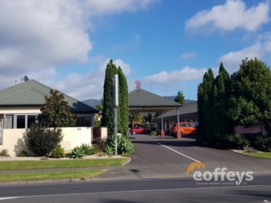 14 Unit Motel for Sale Bay of Plenty