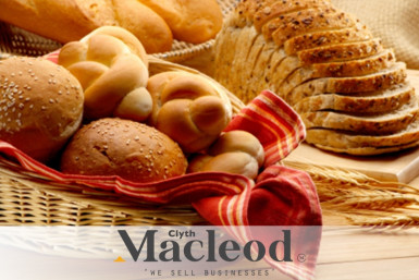 6 Day Bakery Cafe  Business  for Sale