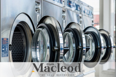 Established Laundromat  Business  for Sale