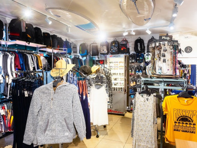 Dive and Surf Shop Business for Sale Rarotonga Cook Islands
