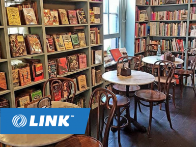 Cafe and Bookshop Business for Sale Wellington