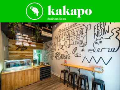 Fast Food Restaurant for Sale Auckland CBD