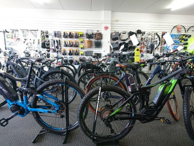 Electric Bike Retail Shop  Business  for Sale