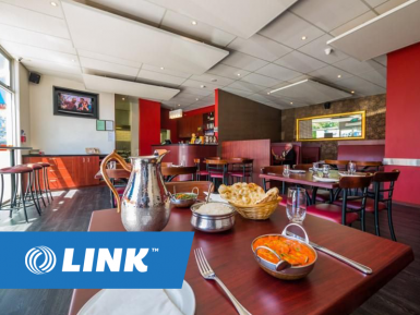 Indian Restaurant for Sale Christchurch