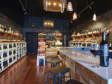 Wine Retail and Wine Bar  Business  for Sale