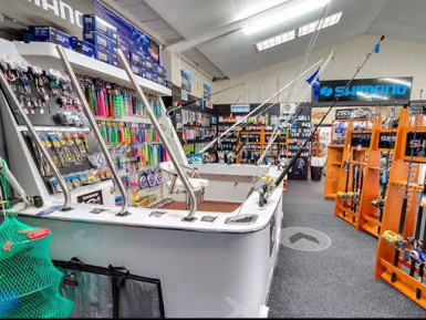 Fishing Shop Business for Sale Silverdale Auckland
