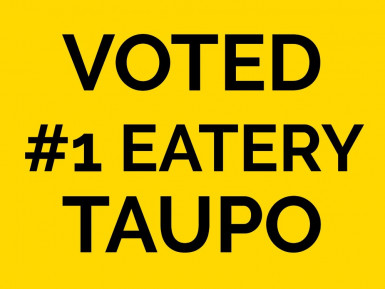 Cafe Eatery for Sale Taupo
