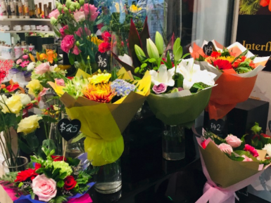 Capital Florist and Gift  Business  for Sale