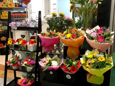 Capital Florist and Gift Business for Sale Wellington CBD