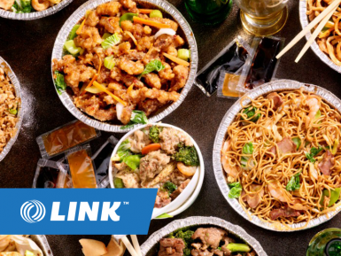 Chinese Style Fast Food  Business  for Sale