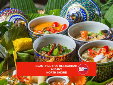 Thai Restaurant  for Sale Albany North Shore