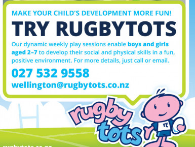 Rugbytots Fun Play  Franchise  for Sale