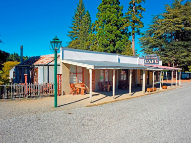 Cafe for Sale Naseby Otago