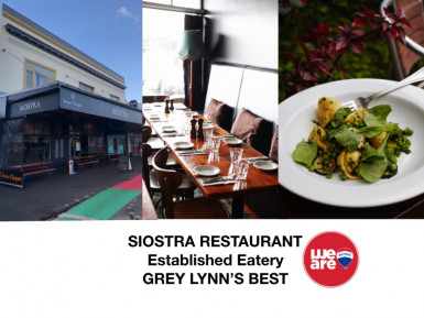 Restaurant  for Sale Grey Lynn Auckland