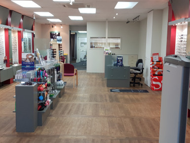 Optometry Practice  Business  for Sale