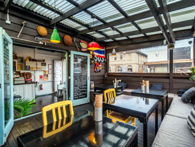 Takeaway Restaurant and Cafe for Sale Kingsland Auckland