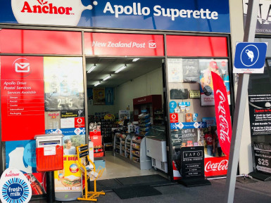 Superette and Convenience Store for Sale Rosedale Auckland