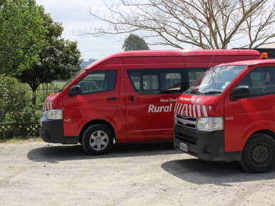 Rural Delivery Run Business for Sale Murupara and Galatea Rotorua