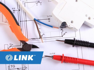 Highly Successful Electrical Contractor  Business  for Sale
