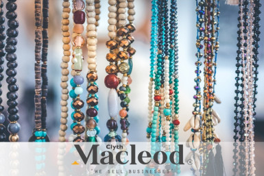 Craft and Jewellery Related Import and Wholesale  Business  for Sale
