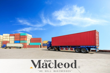Container Transporter Business for Sale Auckland