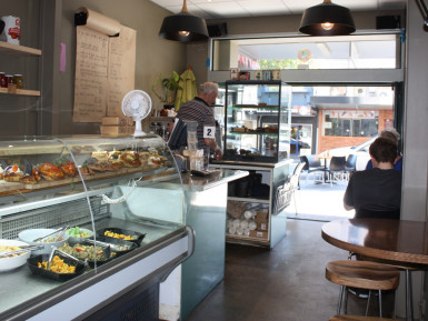 Healthy food Cafe  Business  for Sale