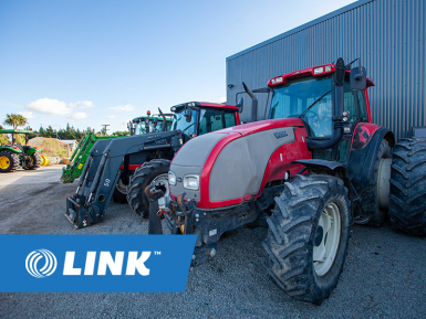 Tractor and Farm Machinery   Business  for Sale