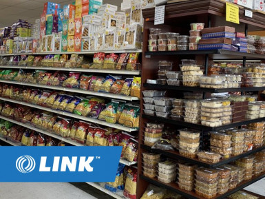 Indian Grocery Store  Business  for Sale