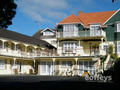 Colonial City Motel  Business  for Sale