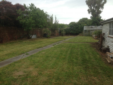 Lawn and Garden Franchise for Sale Christchurch