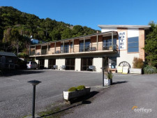 Motel Business for Sale Greymouth