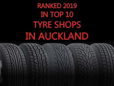 High Profile Tyre Shop Business for Sale Auckland
