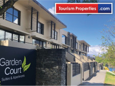 Garden Court Hotel Suites & Apartments Business for Sale Queenstown