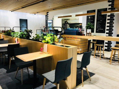 Cafe and Restaurant  Business  for Sale
