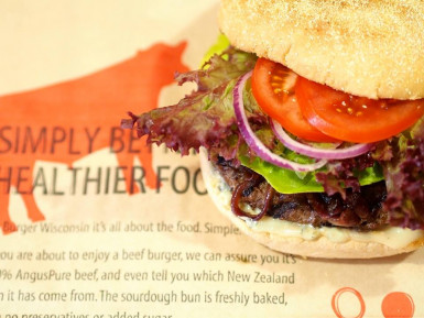 Gourmet Burger Franchise for Sale Palmerston North