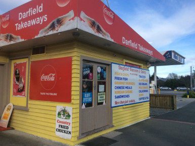 Retail Food and Dairy for Sale Darfield