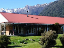 Bed and Breakfast Business for Sale Fox Glacier West Coast