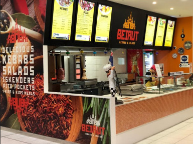 Kebabs and Salads  Business  for Sale