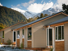 Freehold Investment: Accommodation Complex Business for Sale Franz Josef