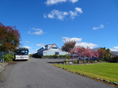 Motel for Sale National Park Manawatu