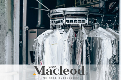High End Dry Cleaning Business for Sale Auckland