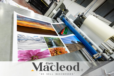 Sign and Printing Business for Sale Auckland Central