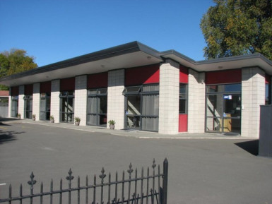 Motel for Sale Kaiapoi Canterbury